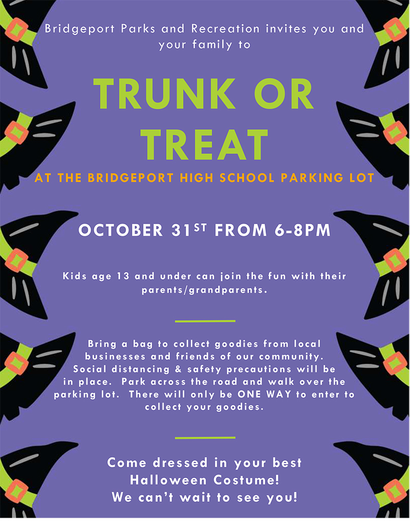 Halloween Trunk and Treat 1