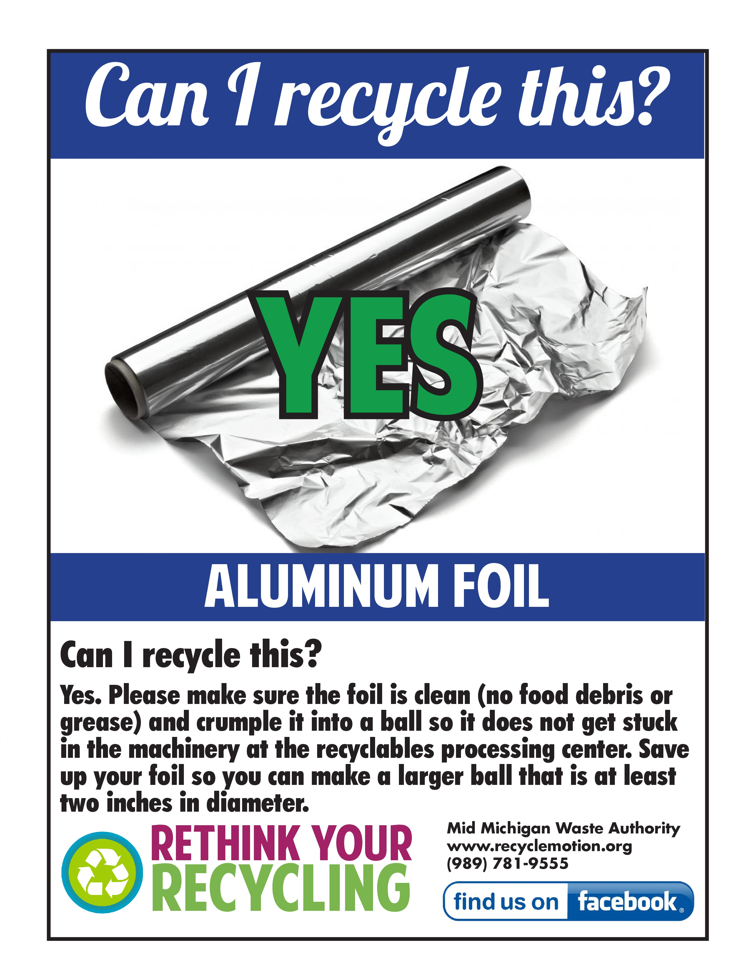 Rethink Your Recycling Sept 18